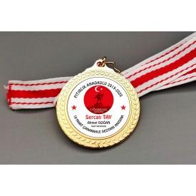 18 Mart Çanakkele Zaferi Madalya Ücretsiz Kargo