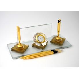 Gold Renk Vip Kristal Masa İsimliği