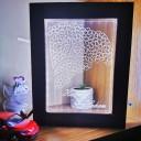 15x20 cm Led Işıklı Çerçeve
